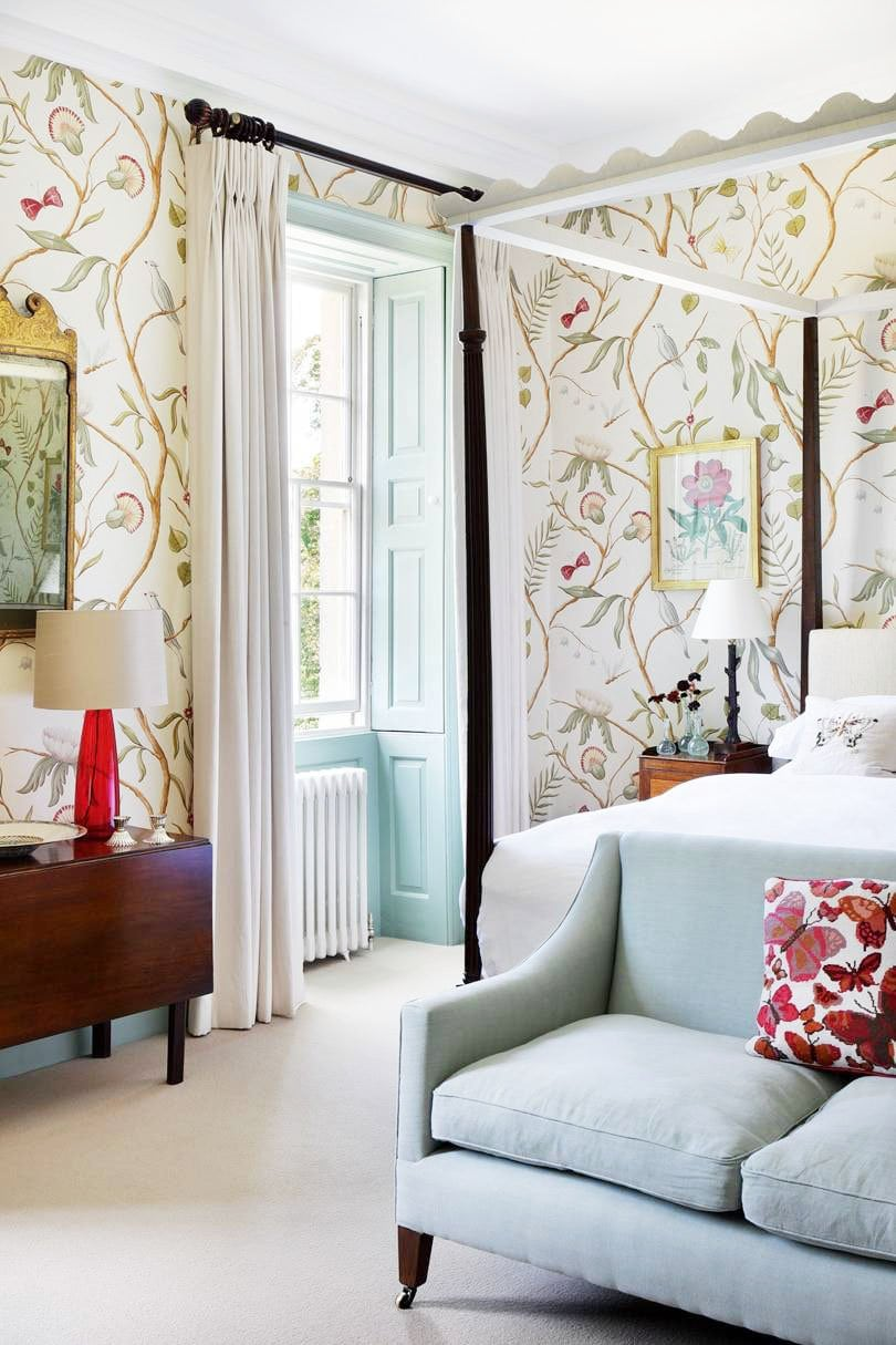 12 Worldly Takes On Red White And Blue Rooms Thou Swell