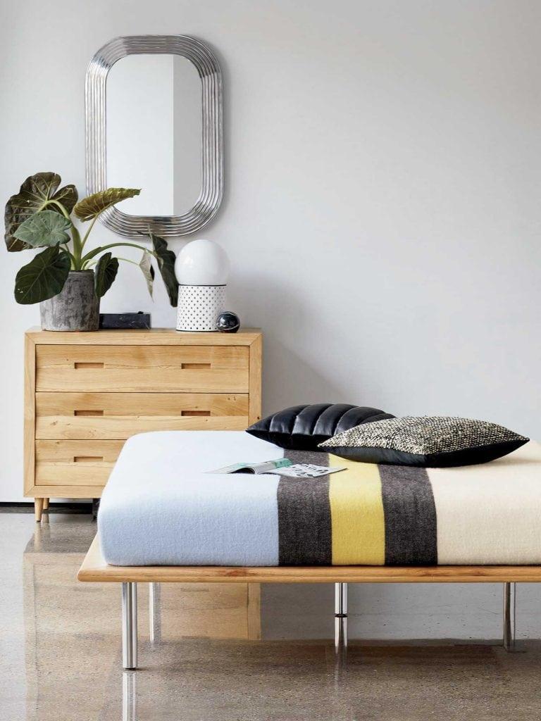 on Thou Swell @thouswellblog #homedecor #decor #furniture #furnituredesign #gq #cb2 #bedroom #bedroomdecor #modernbedroom #bedroomdesign #platformbed