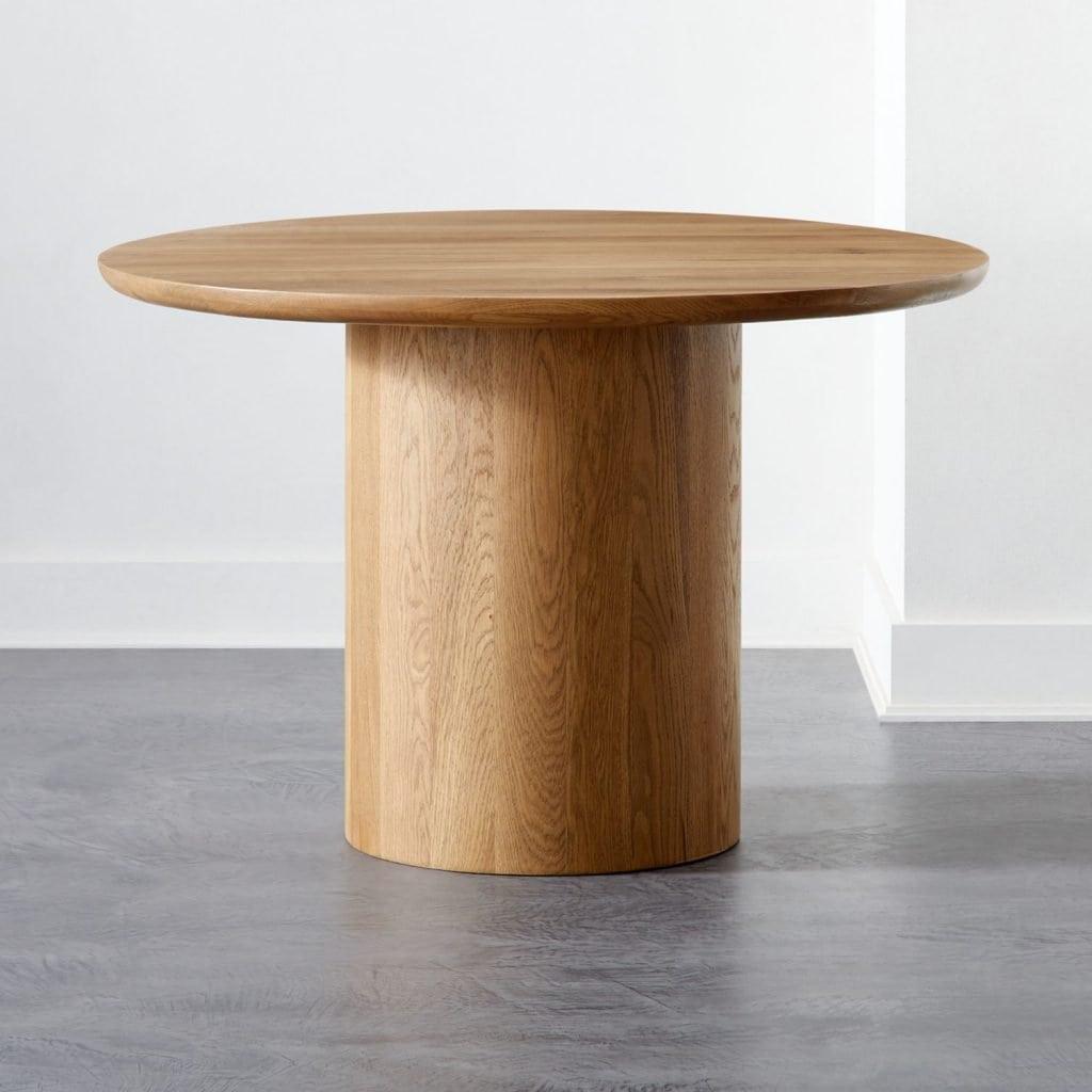 on Thou Swell @thouswellblog #homedecor #decor #furniture #furnituredesign #gq #cb2 #diningtable #dining #diningroom #moderntable #moderndiningtable