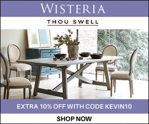 Wisteria discount promo code on Thou Swell