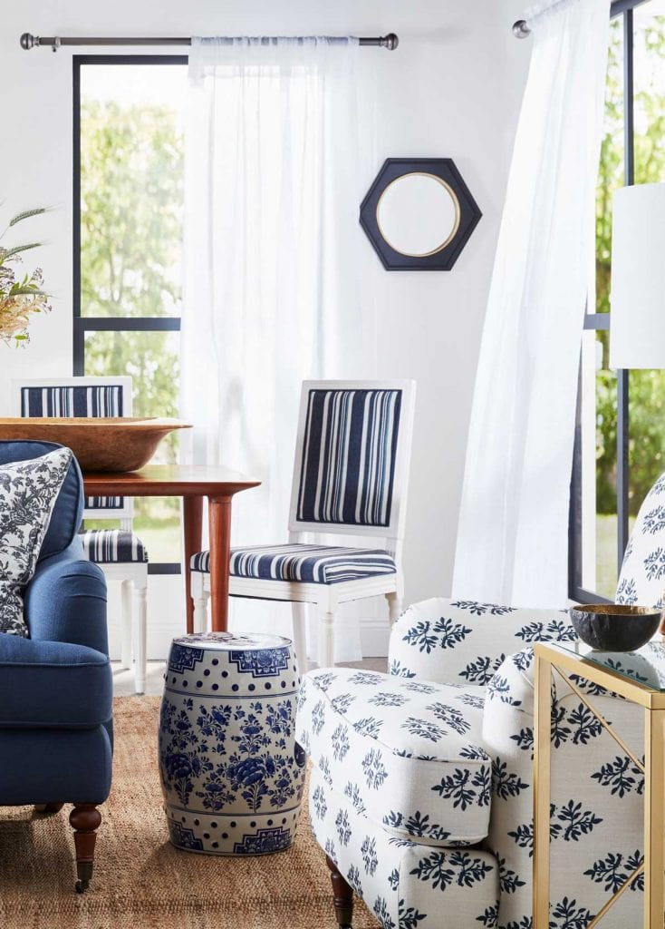 Affordable decor from One Kings Lane Open House brand on Thou Swell interior design blog #interiordesign #homedecor #affordabledecor #onekingslane #homedecorideas #livingroomdecor #classicdecor #classicdesign #traditional