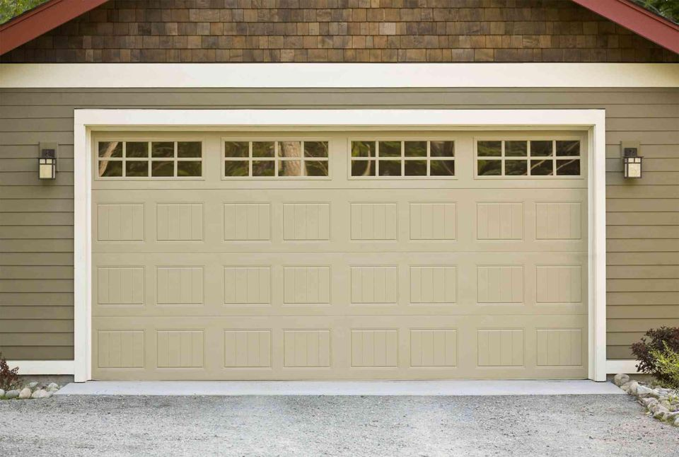 Security Feature Options for Garage Doors