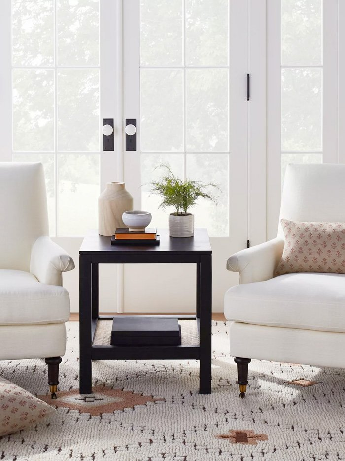 The new Studio McGee for Target collection home decor with neutral textures and the modern farmhouse look on Thou Swell #mcgeehome #targethome #targetdecor #decor #homedecor #homedesign #homedecorideas #homedesignideas #interiordesign