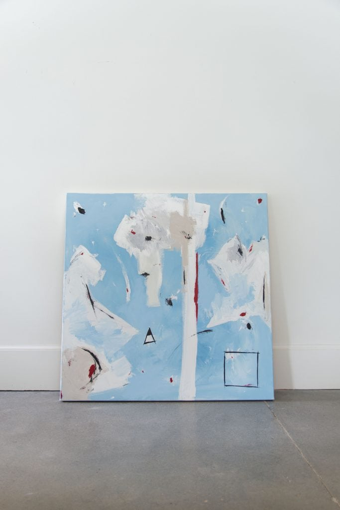 The Ida Collection abstract paintings by Kevin Francis O'Gara, Atlanta abstract paintings #painting #abstract #abstractpainter #atlantapainter #painter #artist #atlantaartist #homedecor