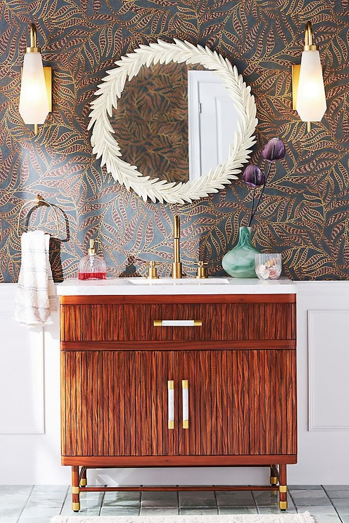 Fall home decor ideas from Anthropologie's artful autumn collection on Thou Swell #anthropologie #falldecor #homdecor #decorideas #falldecorideas #homedecorideas #interiordesign