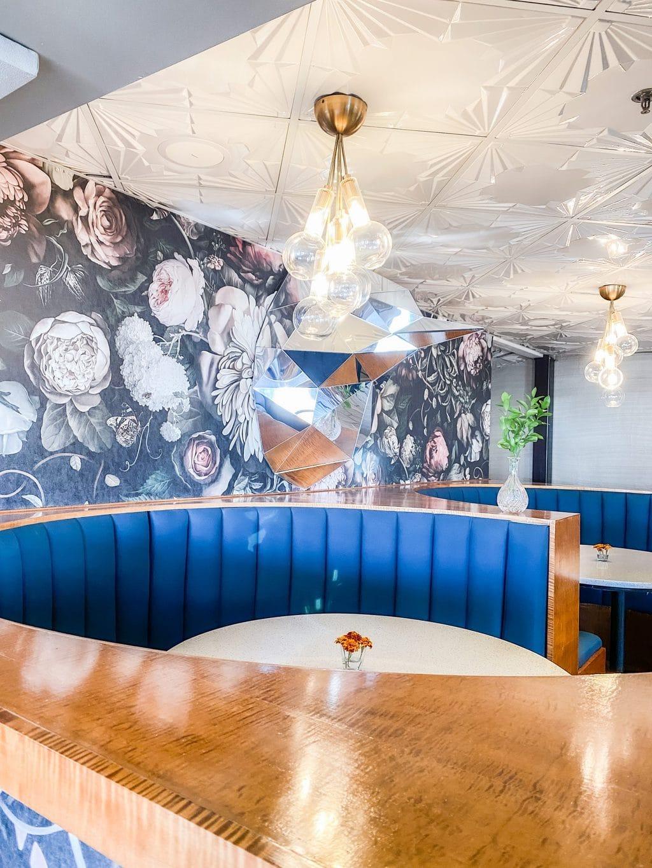 The Mockingbird Nashville, brunch spot, cute restaurant, retro restaurant, Nashville city guide, travel guide on Thou Swell #nashville #nashvilleguide #cityguide #travelguide #travel
