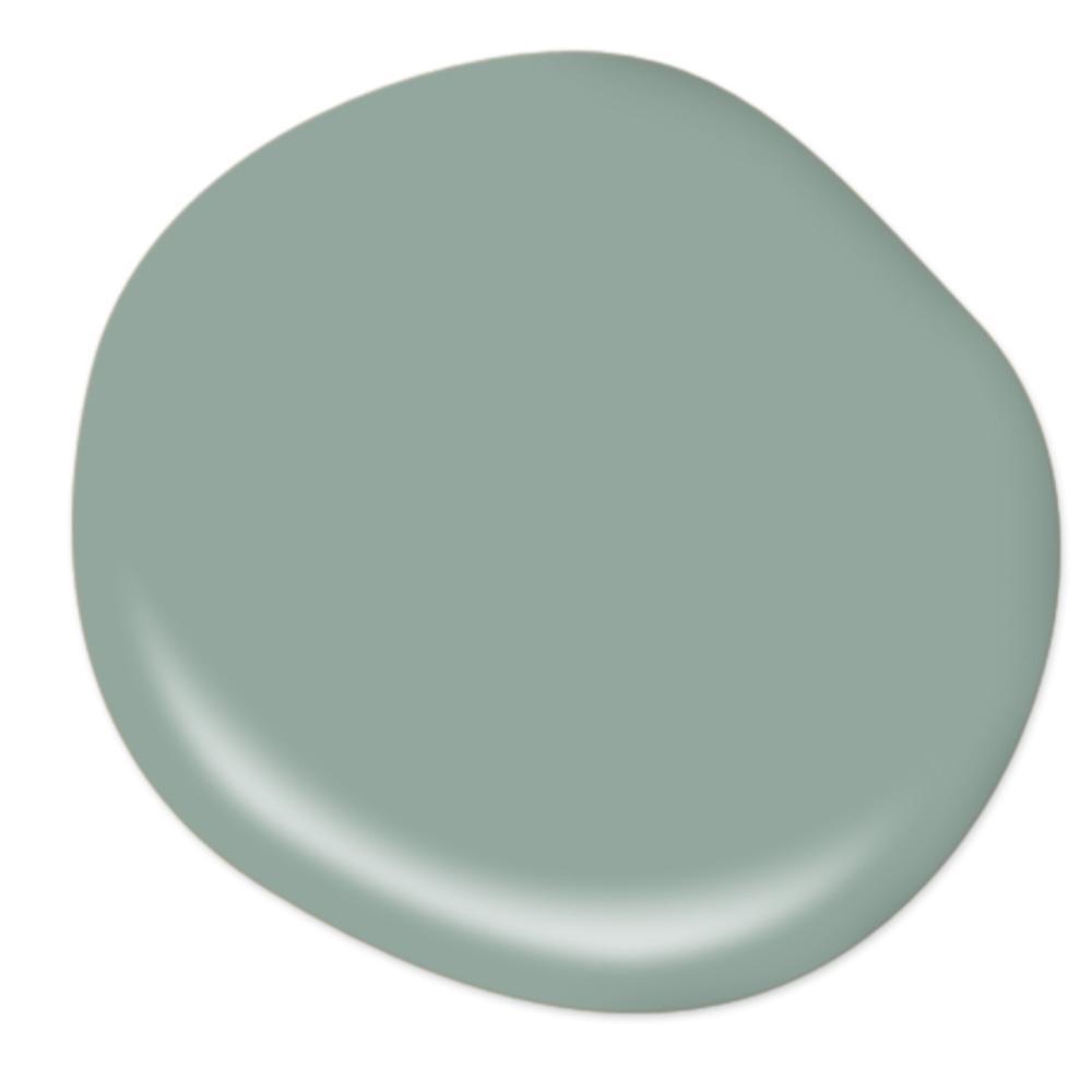 Behr Lotus Leaf light sage green paint color