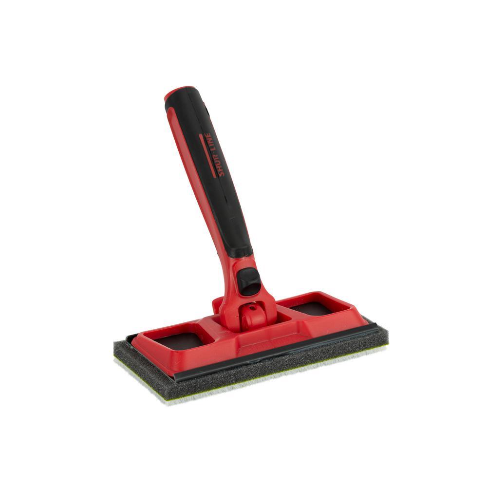 Shur-Line paint edger, better than paint roller, easiest painting tool