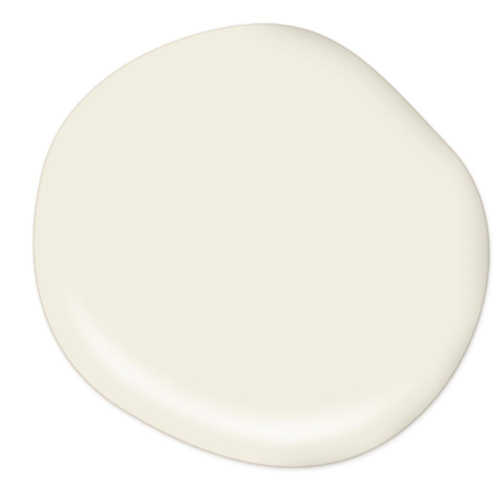 Behr Swiss Coffee best off-white paint color for walls, popular white paint color on Thou Swell