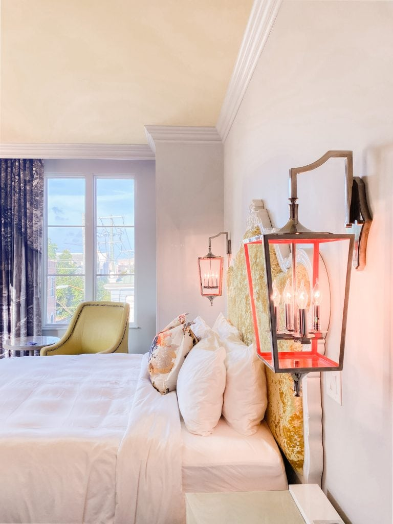 Grand Bohemian hotel in Charleston, weekend travel guide with the best places to stay, eat, and shop in the Holy City on Thou Swell #charleston #southcarolina #charlestontravelguide #travelguide #weekendguide #charlestonsc #discoversc